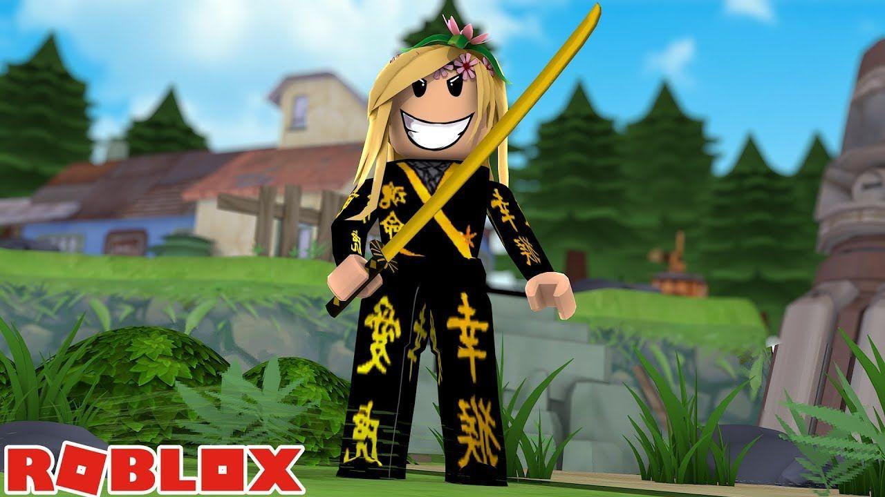 Becoming Lego Ninjago Warrior Little Kelly Roblox Little Kelly