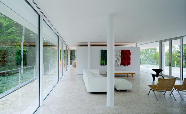 Olnick Spanu House - Alberto Campo Baeza