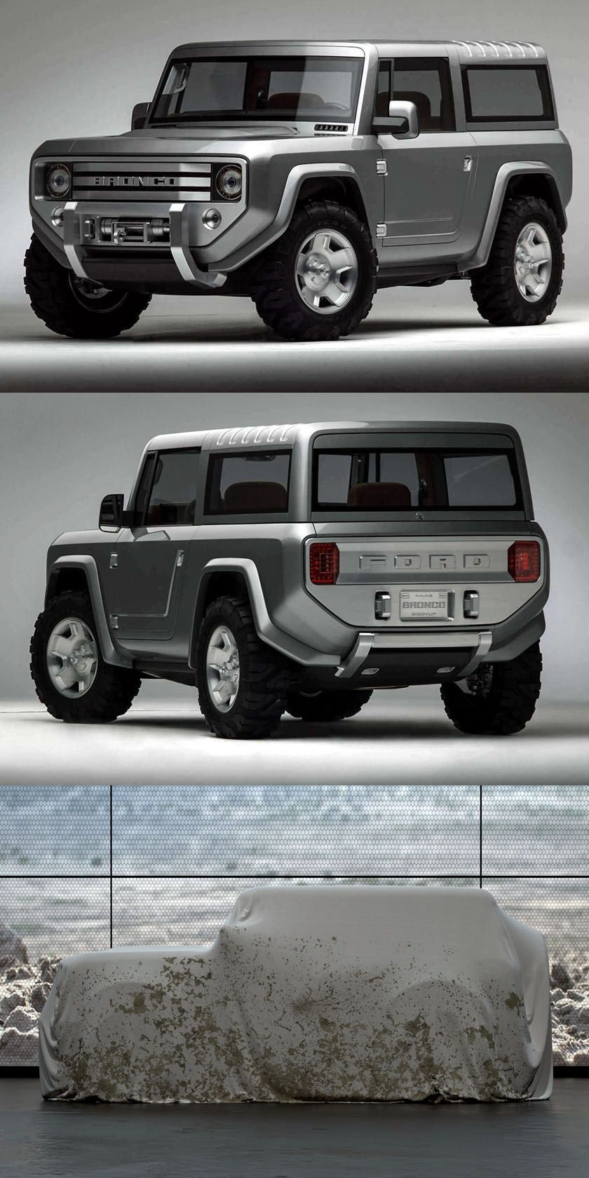 Secret Ford Bronco Doors Revealed In New Patent In 2020 Ford