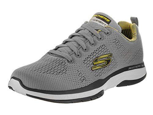 Skechers Men S Burst Tr Coram Trainer Training Shoes Shoes
