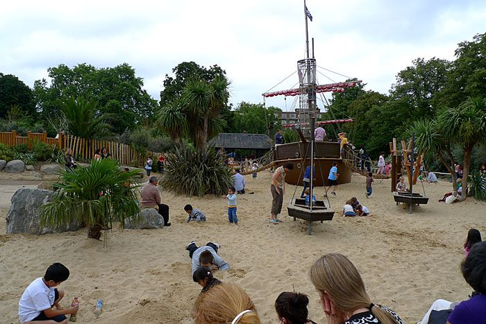 Hyde Park Childrens Playground