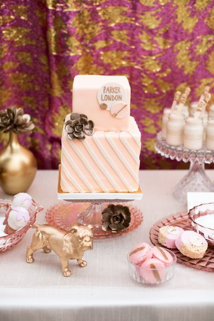 baby shower and also bridal shower ideas. love this for a baby shower though. <3