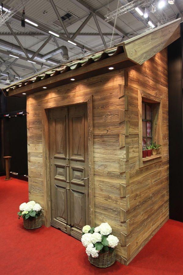 imi-altholz sonnig rustikal imi-altholz Pinterest Surface - gartendekoration aus altem holz