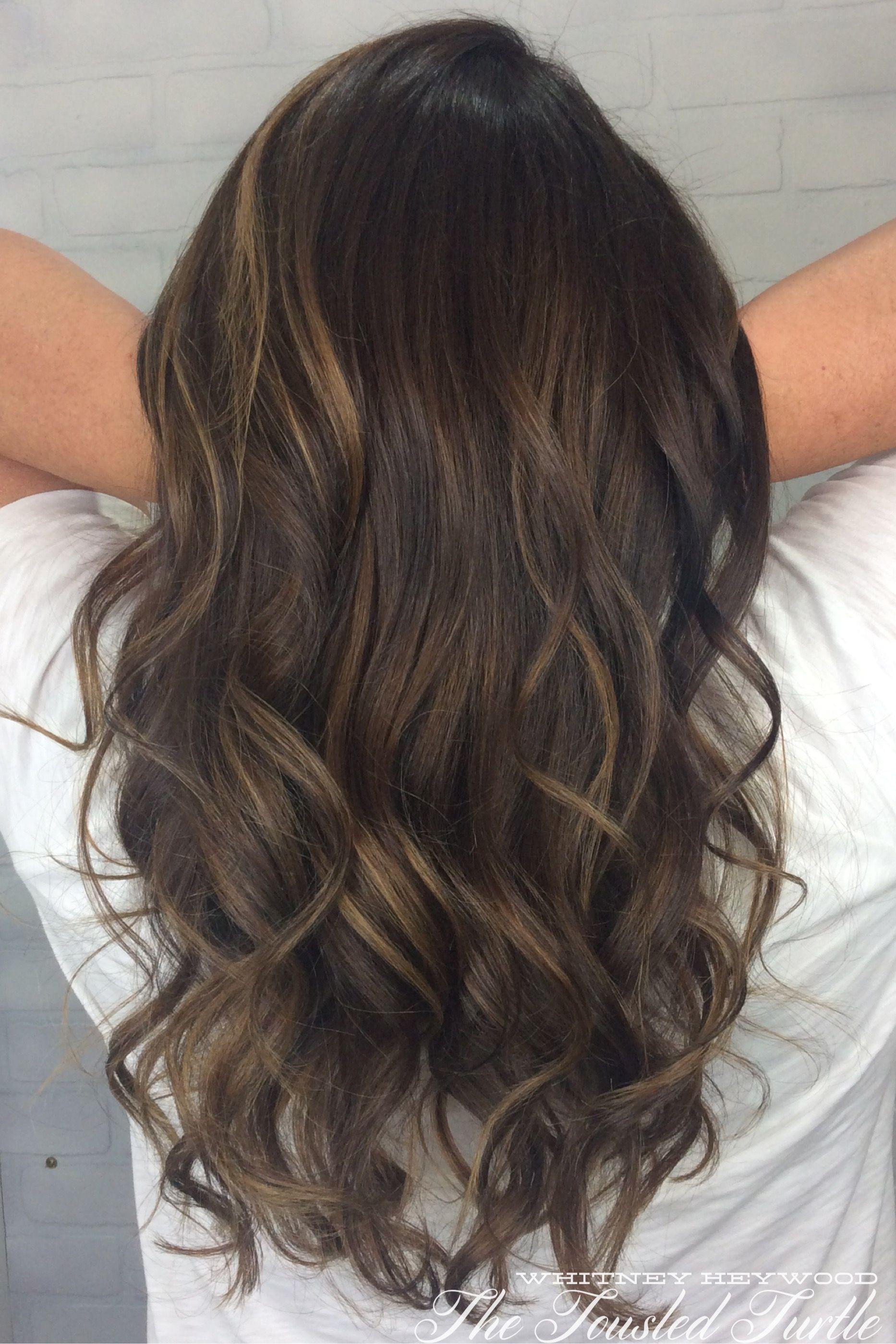 Thetousledturtle Dimensional Brunette Fall Hair Color Balayage Hair Blonde Long Hair Highlights Fall Hair
