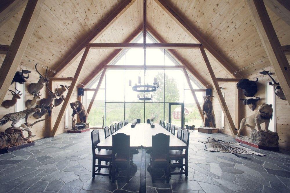 Gildehall Duved - Bergersen Arkitekter A/S