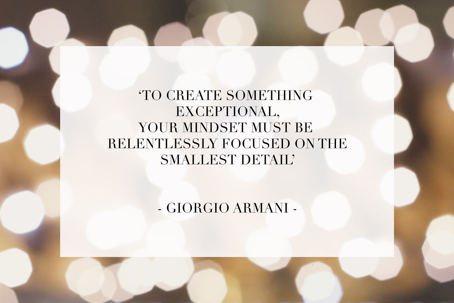 Fashion Quote Diana Cloudlet Giorgio Armani Thoughts And