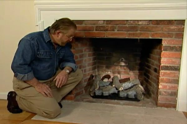 Learn How To Install Replacement Logs In A Gas Fireplace