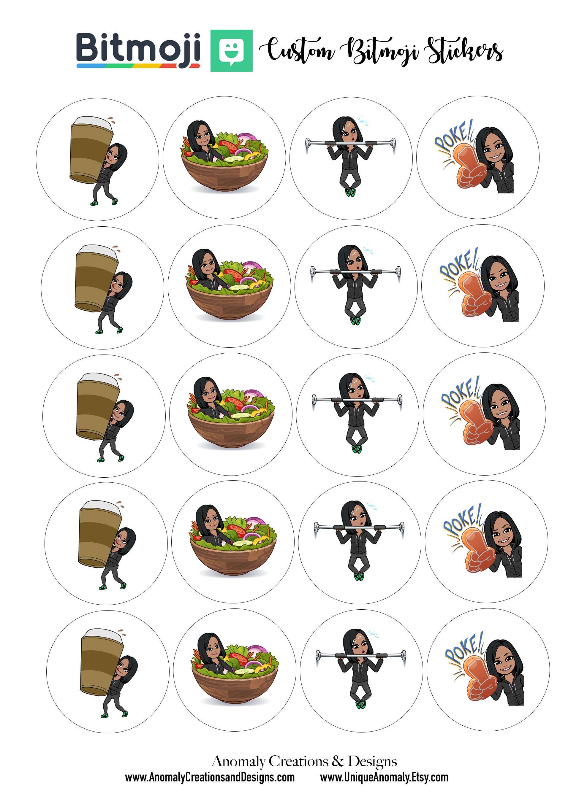 Bitmoji Stickers Bitmoji stickers, Stickers, Kids homework