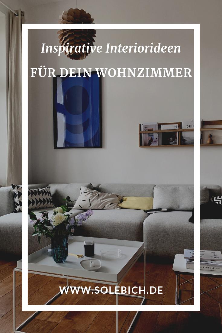 inspirative interiorideen für dein wohnzimmer! foto