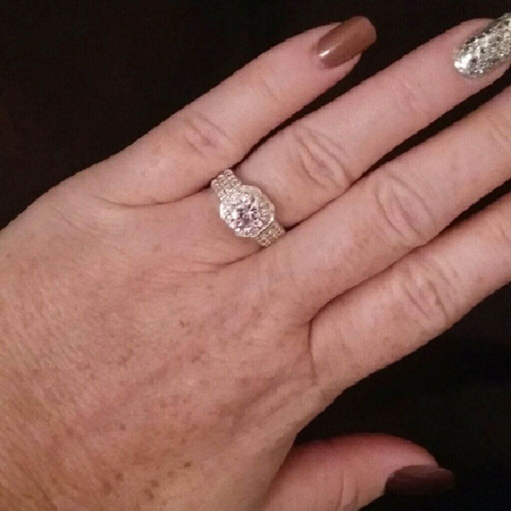 Sterling Silver Ring | Silver ring, Sterling silver and Products