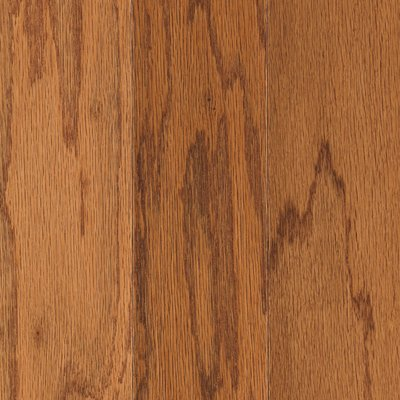 Mohawk Taylors 3 Oak Hardwood Flooring In Natural Finish Gold