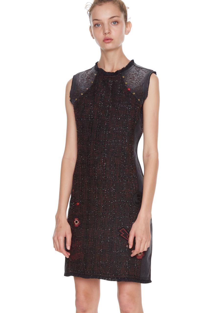 Patriann 5009 18wwvd05 Dress Desigual Pinterest Yyvbfg76 Dresses Denim 8nOPkZN0Xw