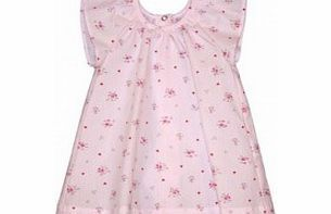 PETIT BATEAU Rosebud Dress L6/B9 A special dress for a special baby girl from iconic French brand Petit Bateau made in a fine cotton dobby fabric with delicate rosebud and heart print.L6/B9 http://www.comparestoreprices.co.uk/baby-clothing/petit-bateau-rosebud-dress-l6-b9.asp