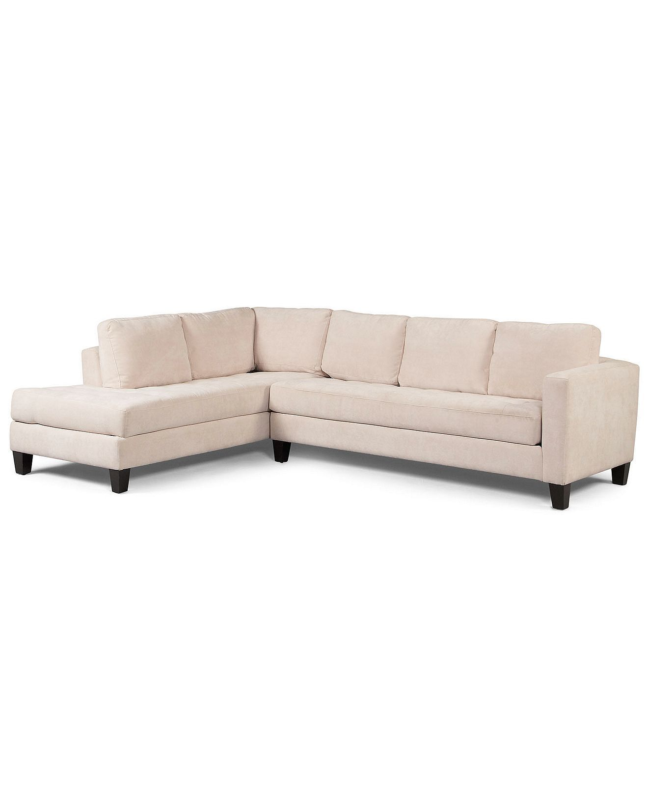 macys sectional sofa microfiber queen size sleeper dimensions milo fabric 2 piece