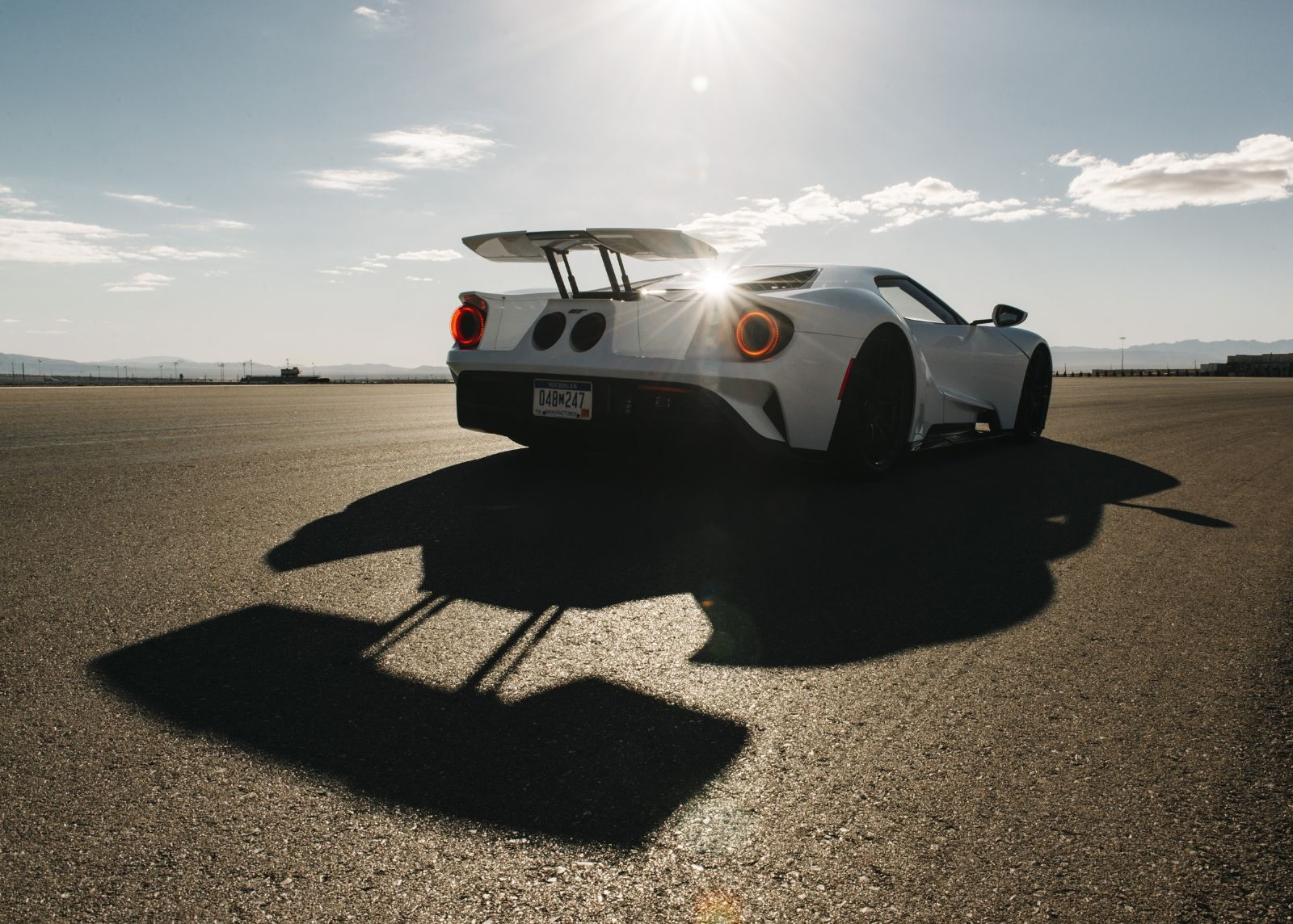Please Drool All Over These 46 Exclusive Shots of the All-New Ford GT