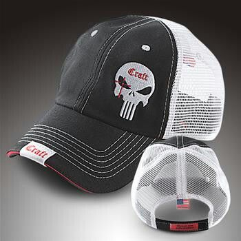 Harley-Davidson Genuine Harley Logo Mesh Back Black Baseball Cap BCD16212 Global Products Inc.