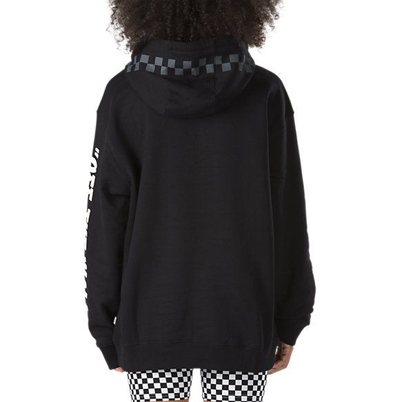 608beb7931 Raceway Oversized Pullover Hoodie | Shop Womens Sweatshirts | Me ...