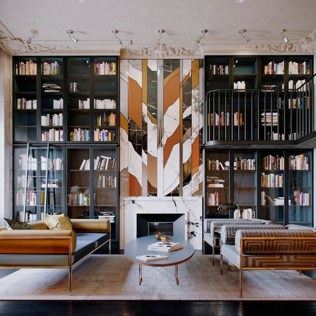 Easy Ways To Make A Wide-Open Floor Plan Feel Like A Cozy