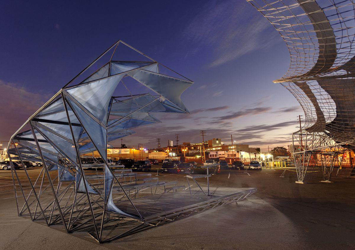 Centerstage by Oyler Wu, Image by Scott Mayoral