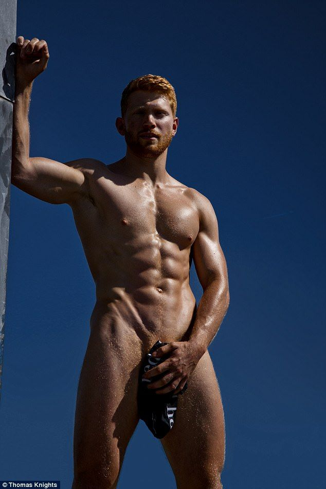 This Company Is Seeking Attractive Ginger Men To Strip