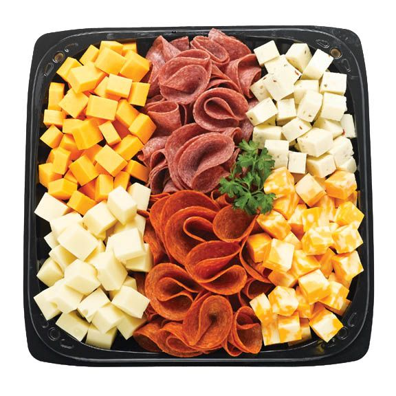Cheese And Pepperoni Platter Twins First Meat Cheese