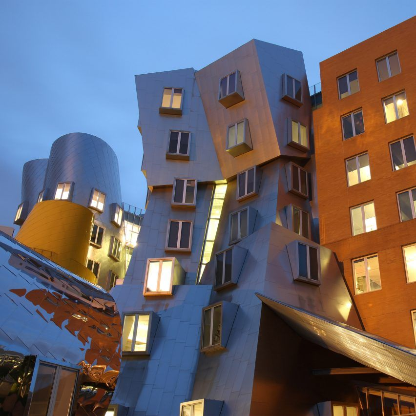 Ray and Maria Stata Center by Frank Gehry u2013 The architecture of - moderne bder mit dachschrge