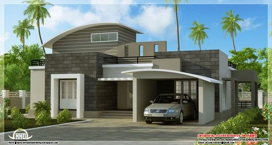 August 2012 Kerala Home Design And Floor Plans Architectural Design House Plans Kerala House Design Garage House Plans