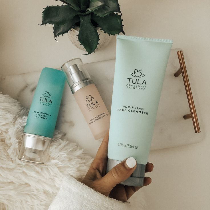 MY SKINCARE ROUTINE WITH TULA Skin care, Beauty routines