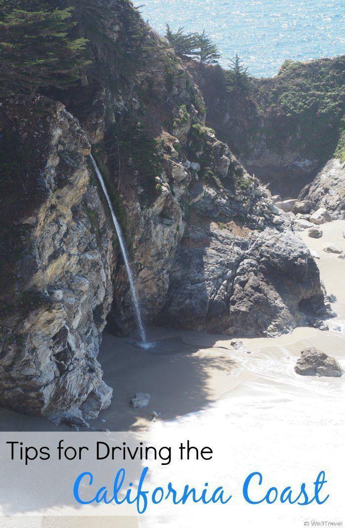 Tips for Driving the California Coast #westcoastroadtrip