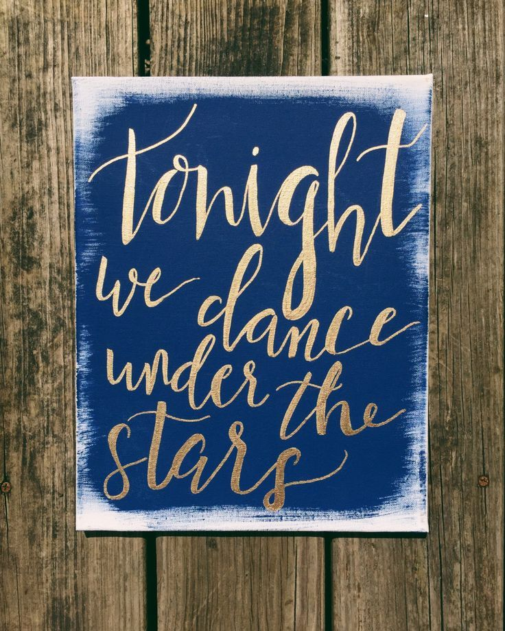 Wedding Decor Signs Impressive Wedding Quotes  Wedding Quote Sign Canvas Quotes Navy And Gold Design Ideas