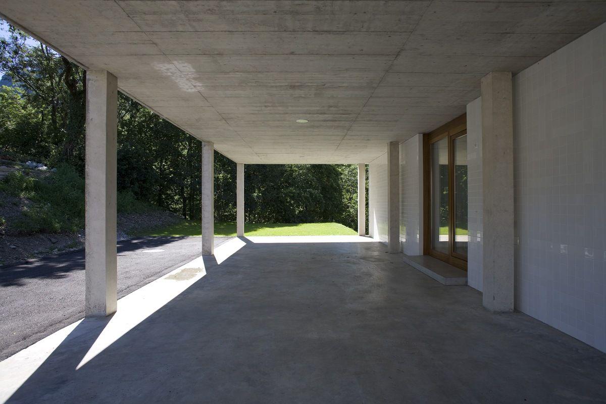 Martino Pedrozzi - House in Sonvico, 2011. Photo (C) Pino Brioschi.