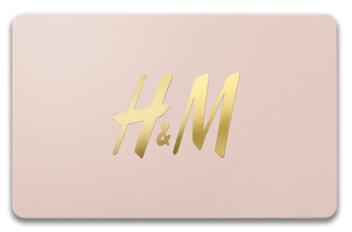 carte cadeau h et m Carte cadeau h&m (With images) | Gift card design, Gift card, Gift