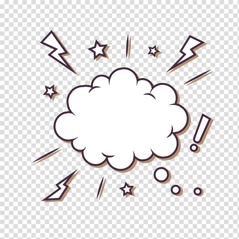 Pin By Tamre Colby Elam On I Look At Clouds From Both Sides Now Cloud Illustration Text Bubble Explosion Drawing
