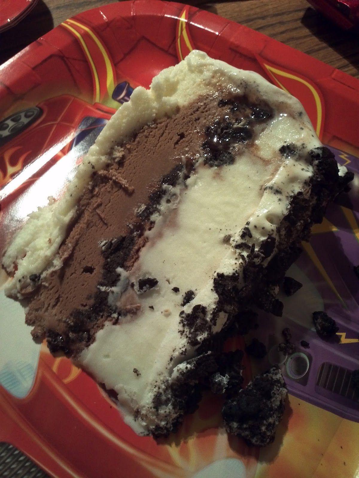Copycat dq ice cream cake recipe food dq ice cream