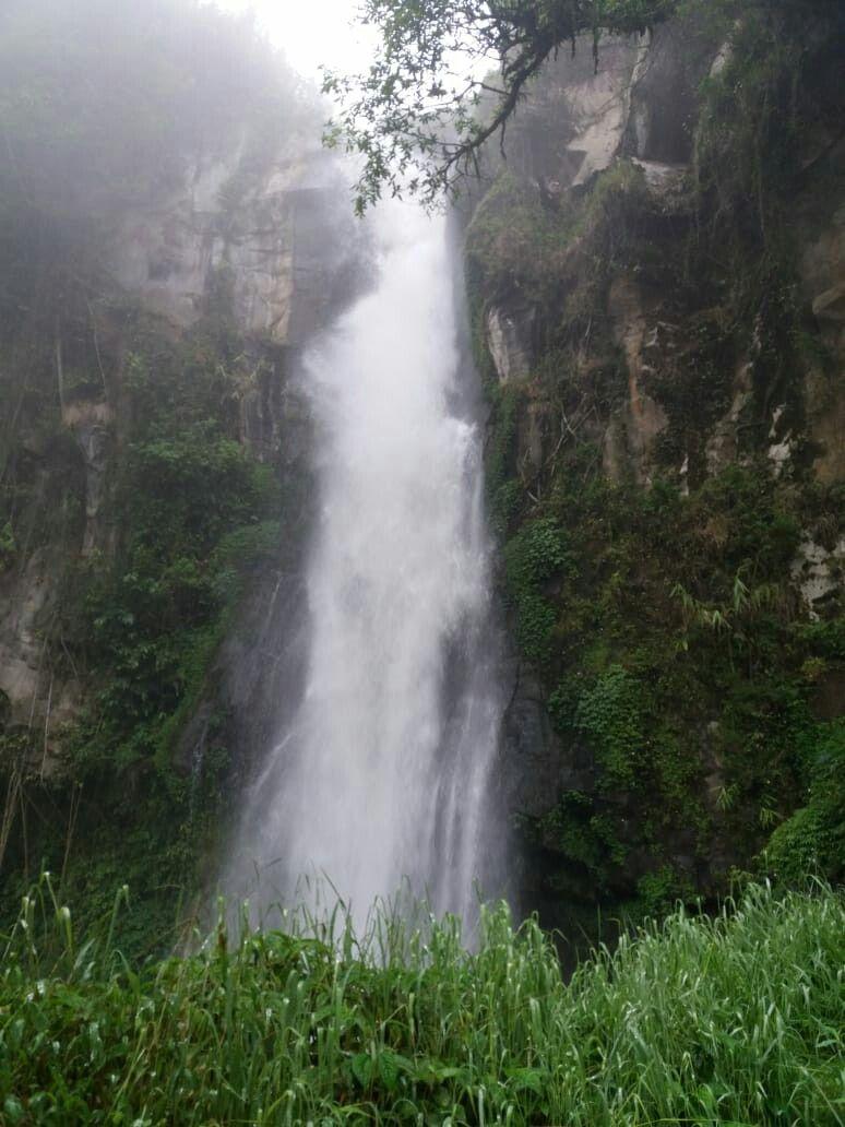 Air Terjun Sikulikap, Sumatera Utara, Indonesia | Focus to A ...