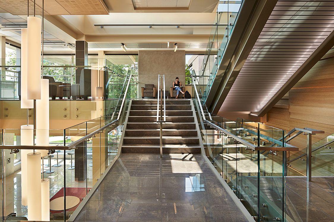 Patterson Hall Renovation, Eastern Washington University, Cheney ...
