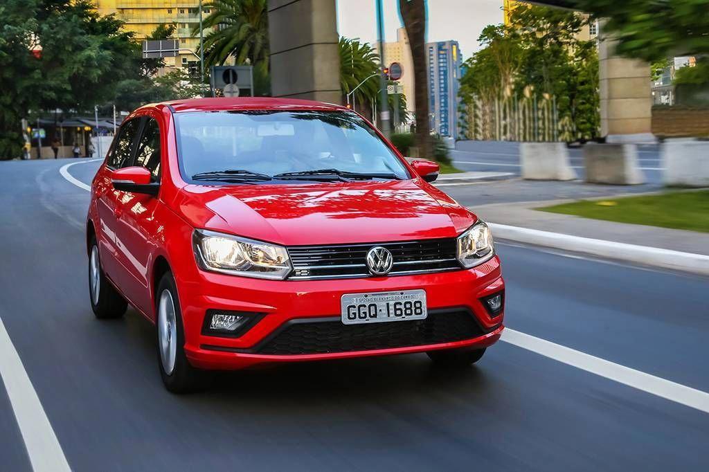 Volkswagen Gol 1 6 16v Msi Automatico Vwgol Volkswagen