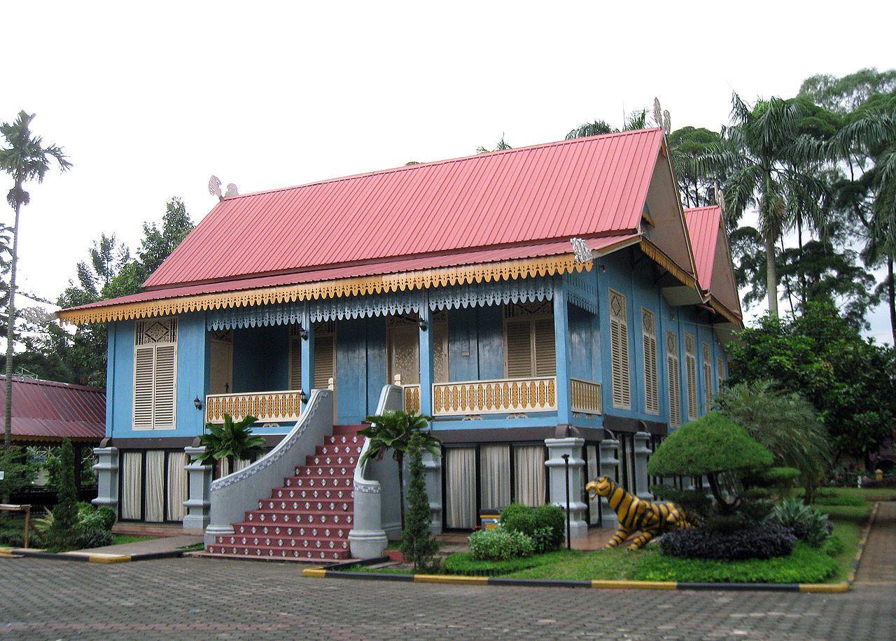Gambar Rumah Adat 34 Provinsi