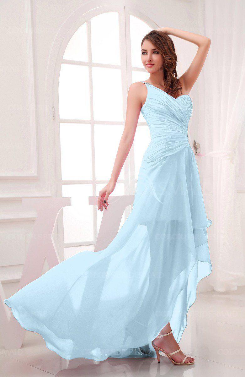 Colsbm paige ice blue bridesmaid dresses blue