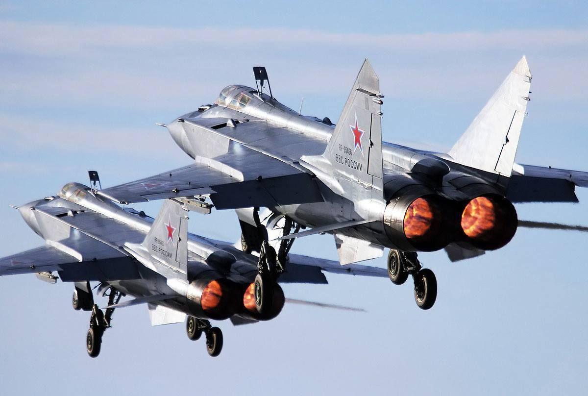 Mikoyan-Gurevich MiG-31BM