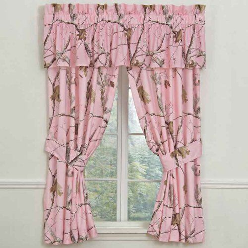 Only In Blue Or Just Brown Curtains That Match The Bedding Camo Bedroom Pink Camo Bedroom Camo Bedding
