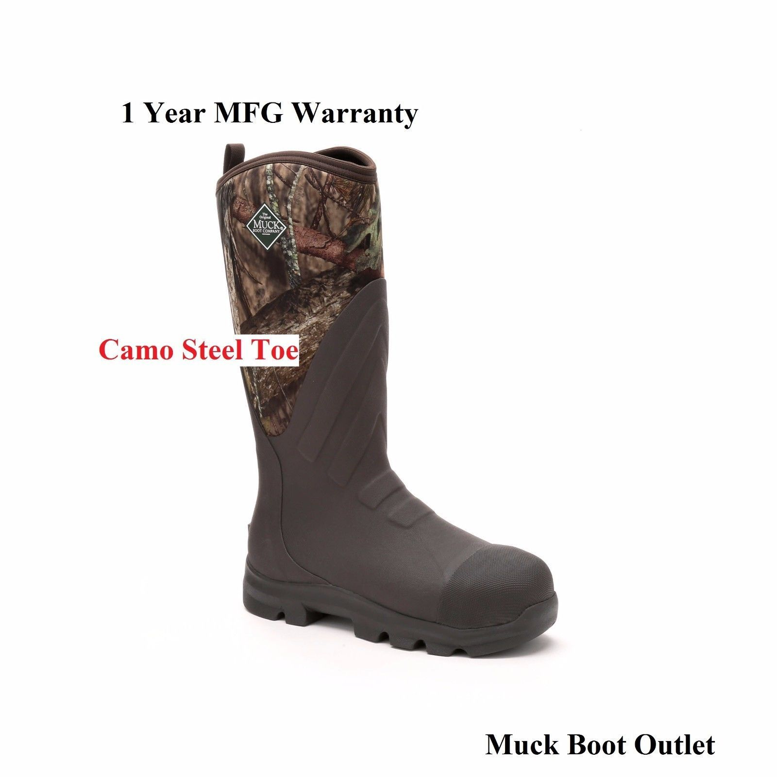 Muck Boot Company Warranty - Yu Boots