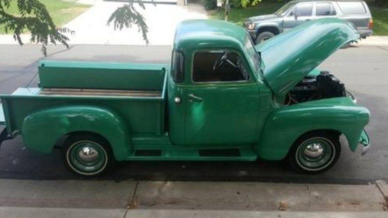 1950 Chevrolet 3100 For Sale Near Las Vegas Nevada 89119