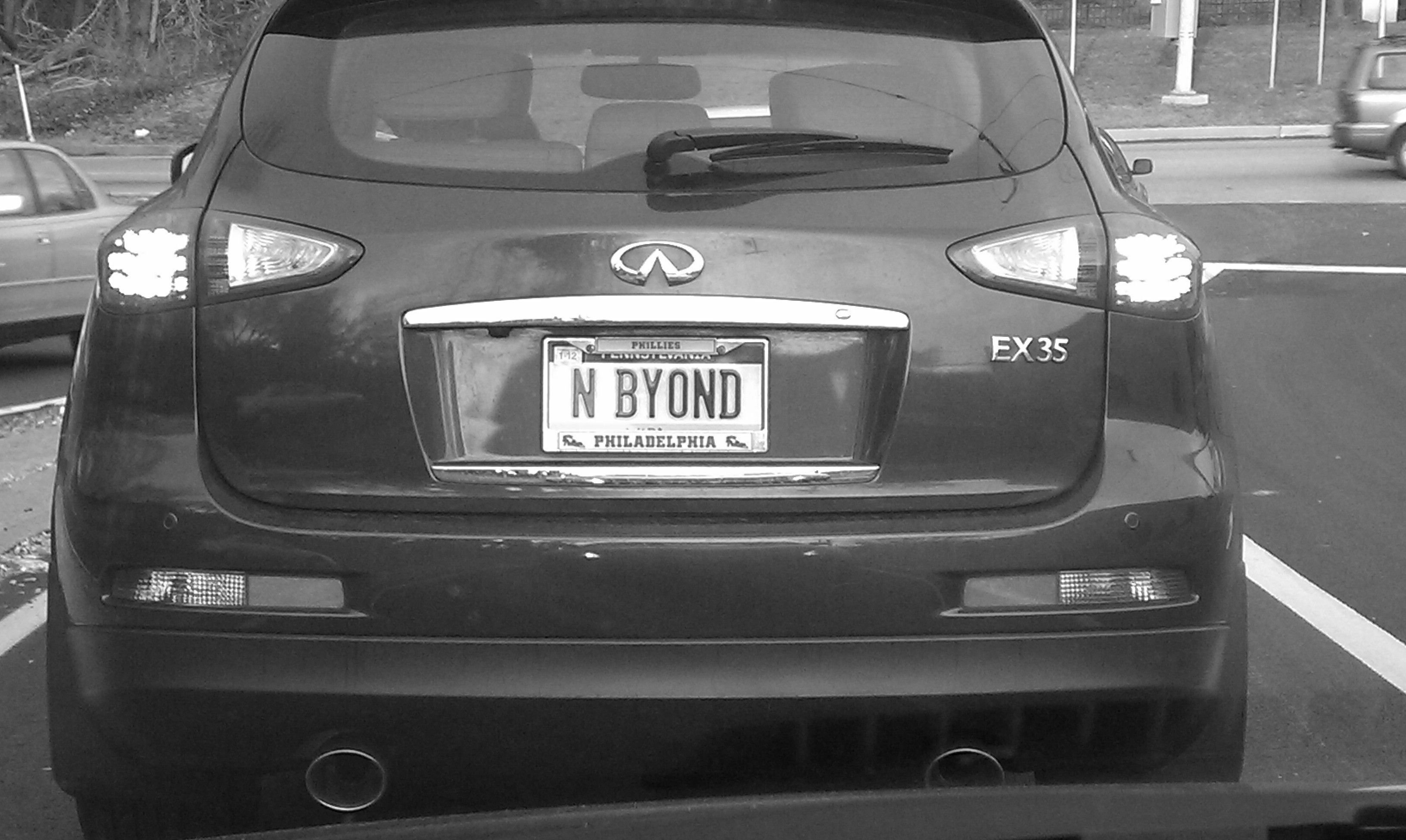 Thoughtful vanity plates make me = ) | Vanity Plates | Pinterest ...