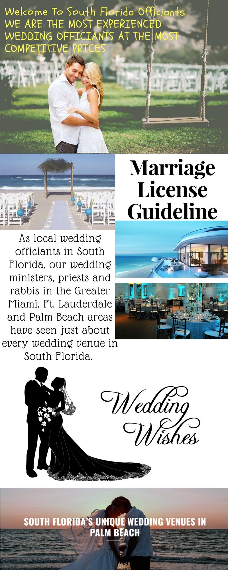 South Florida wedding officiants is a group of famous