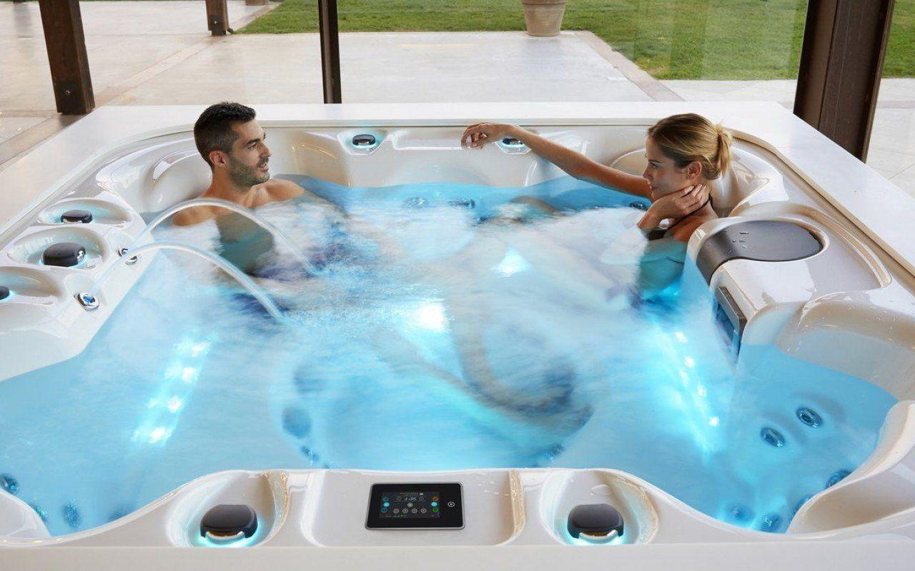 Aquatica Laguna Spa 220 240v 50 60hz Outdoor Bathtub Hot Tub Indoor Jacuzzi