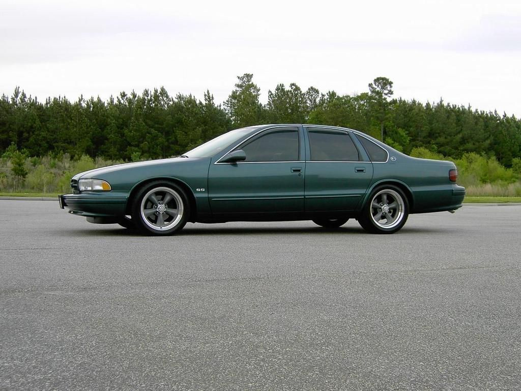 Post your ride - Page 7 - Chevy Impala Forums