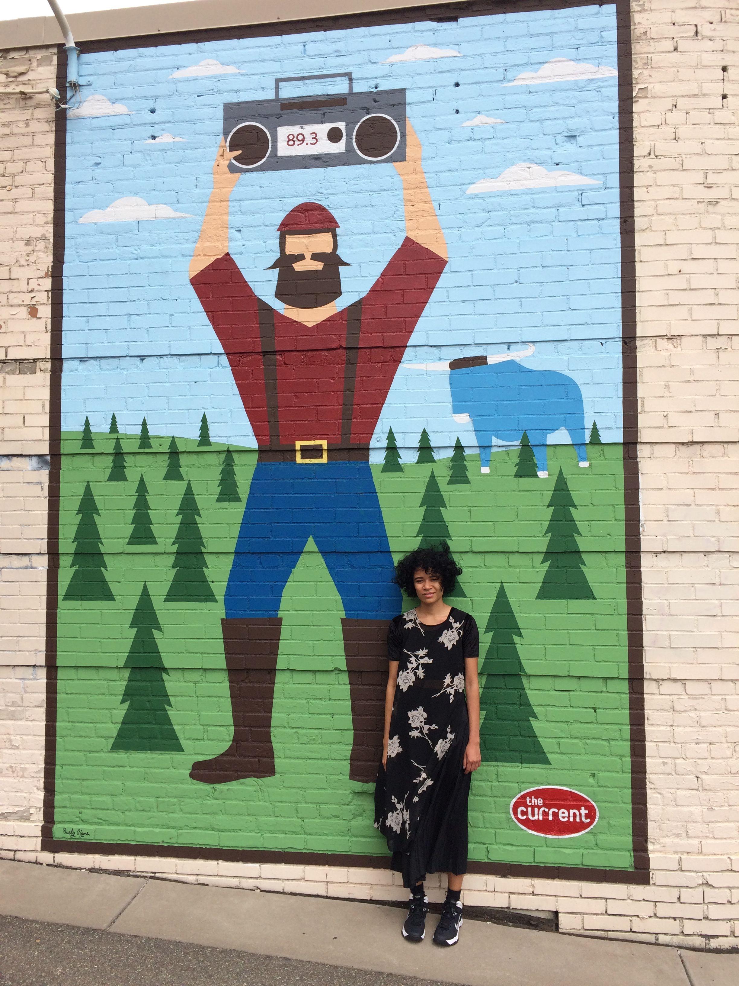 Uptown Minneapolis Mural