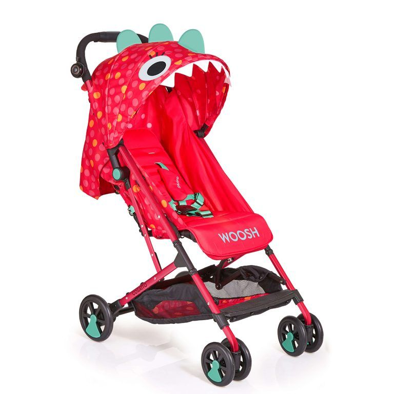 19bb6b64bc1 Cosatto kišobran kolica WOOSH Miss Dinomite | beba | Baby strollers ...