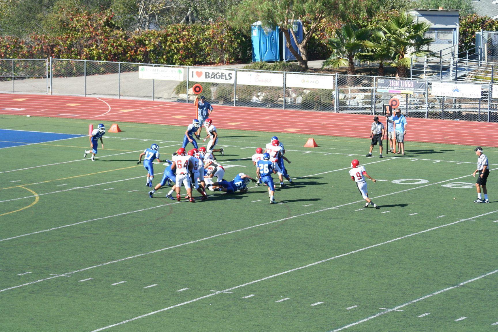 Dana Hills High School Football High School Football Football Dolphins Football
